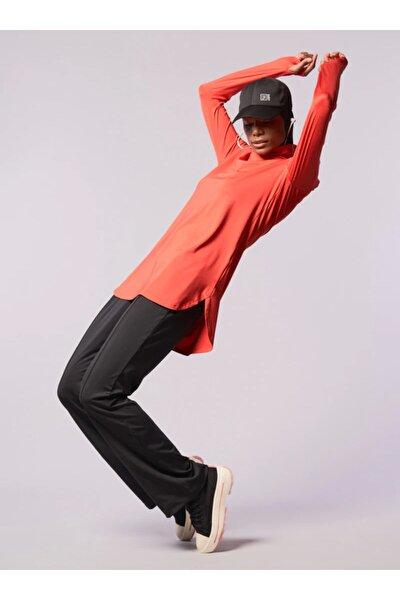 Kadın  Kırmızı  Sweatshirt