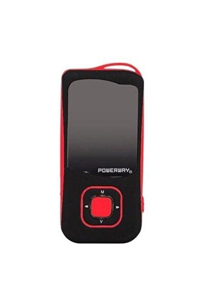 Pw07 Dijital Mp3 Mp4 4gb Hafızalı Fm Radyolu Müzik Çalar Player