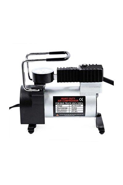 Frt Araba Oto Araç Lastik Şişirme Pompası 100 Psi Kompresör Ac-580 Kompresör