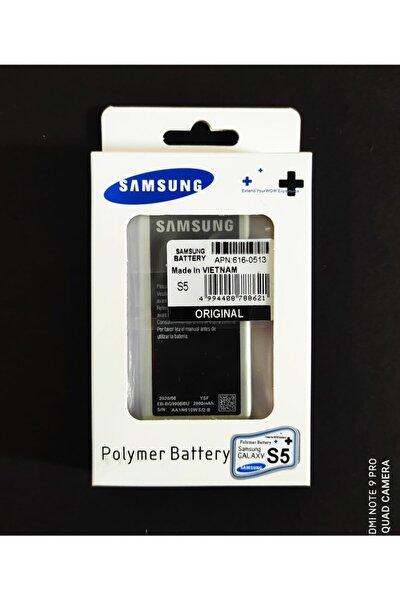 Samsung Galaxy S5 I9600 S5 Orjinal Batarya Pil 2800 Mah Made In Vietnam (jokey Gsm)