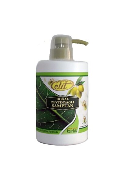 Tarım Kredi Elit Doğal Zeytinyağlı Şampuan 700 Ml