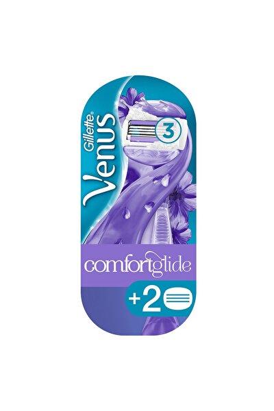 Comfort Glide Breeze Tıraş Makinesi + 2 Yedek Başlık