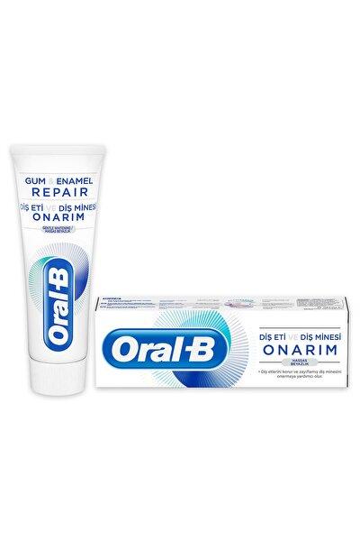 75 ml Diş Eti ve Diş Minesi Onarım Hassas Beyazlık Diş Macunu
