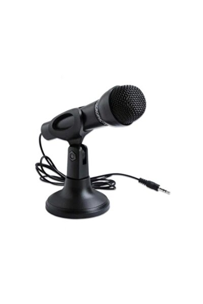 Masaüstü El Tipi Mikrofon Oyuncu Sunucu Youtuber Mik Pl-2465