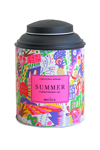 Summer Tea 75 Gr (tropikal Hibiskus Çayı)
