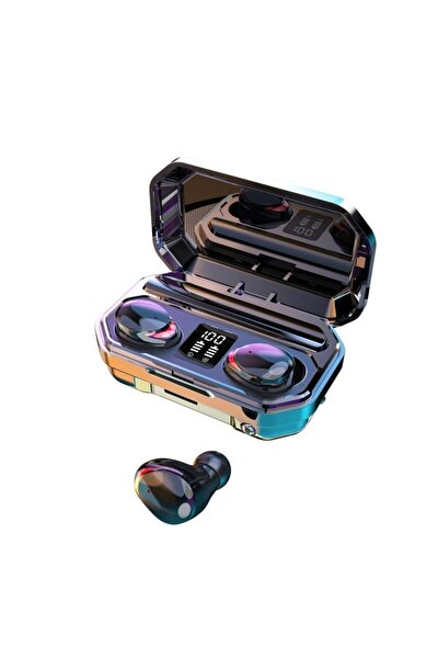 Intkoot M15 Tws 2000 Mah Powerbank Earbuds Bluetooth 5.0 Dokunmatik Kablosuz Kulaklık