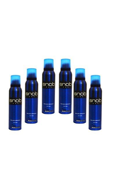 For Men Classic Deodorant 150ml 6 Adet