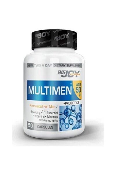 Multimen 50+50 Kapsül
