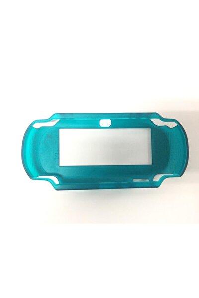 Sony Ps Vita 1000 Silikon Yeşil Kılıf