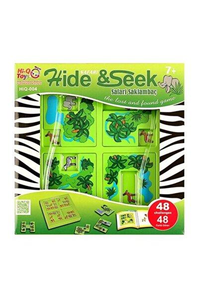 Safari Hide & Seek Saklambaç Çocuk Zeka Oyunu Hıq-004
