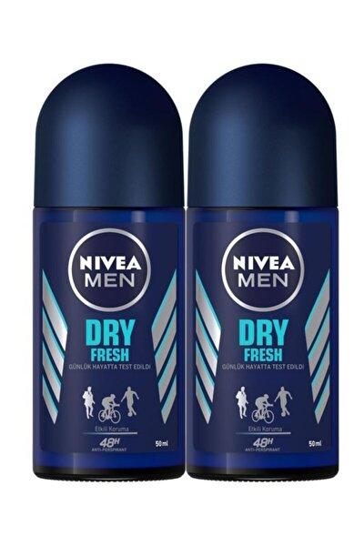 Men Dry Fresh Deodorant Roll-on 50 Ml 2'li Avantaj Paketi