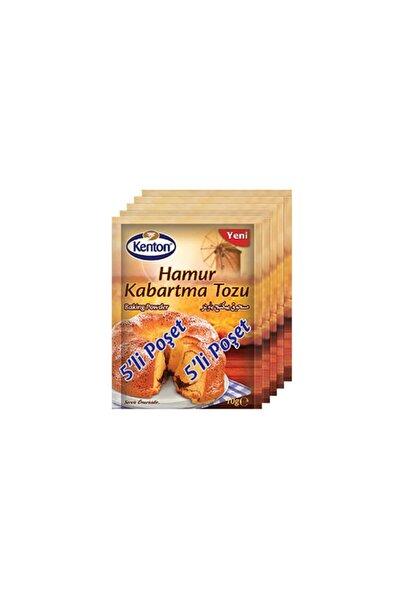Hamur Kabartma Tozu 5li Paket 10 gr