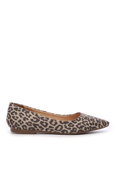 Kadın Tekstıl/vegan Babet Ayakkabı TZ 199 BYN AYK