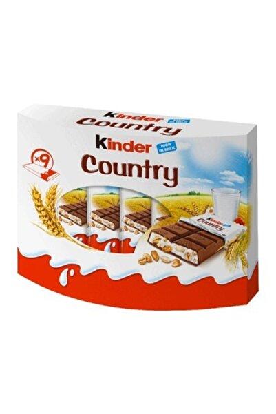 Country Milch Und Cerealien 9 Riegels