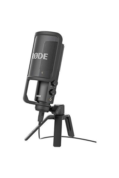 Siyah Nt Usb Mikrofon