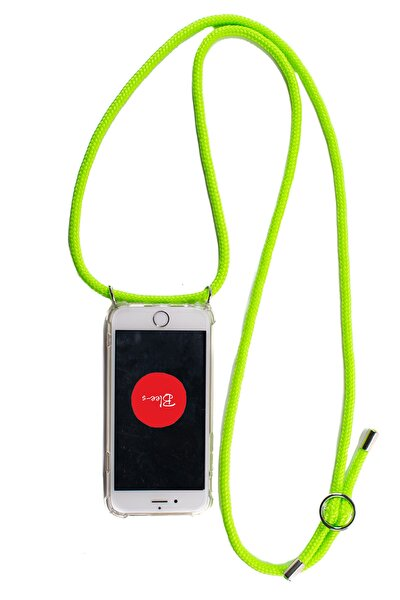 Iphone 11 Ip Askılı Silver Aksesuarlı Cep Telefonu Kılıfı-baffın