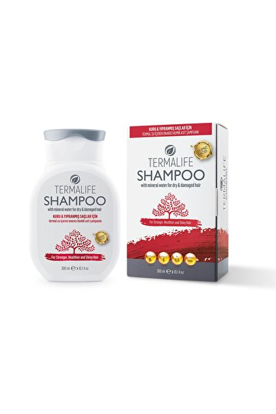 Şampuan - Shampoo Dry and Damaged Hair 300 ml 8681395490335