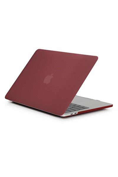 Apple Macbook Pro 13' 2020 (m1) A2338 Koruma Kılıfı Mat Doku Case