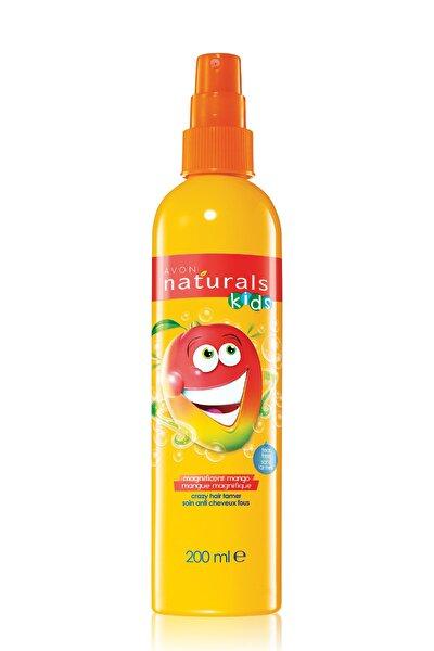 Natural Kids Mango Kokulu Göz Yakmayan Saç Açıcı Sprey - 200ml