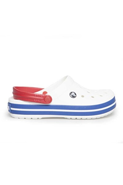 Unisex Beyaz Sandalet  Crocband Sandalet 11016-11I