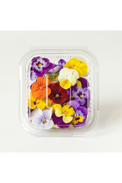 Yenilebilir Çiçek Menekşe (Pakette 30 Ad)