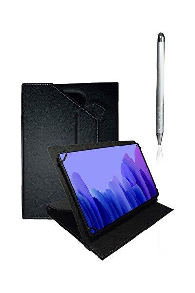 Huawei Matepad T5 10-10.4'' Tüm Tabletlerine Uyumlu Stand Dönebilen Tablet Kılıf