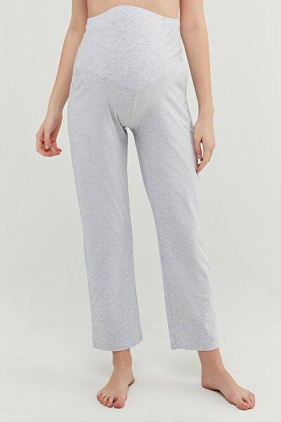Mama Gray Pijama Altı