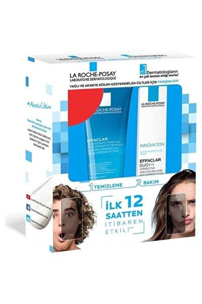 La Roche-posay Effaclar Duo 15ml Ve Effaclar Gel 50ml Kofre