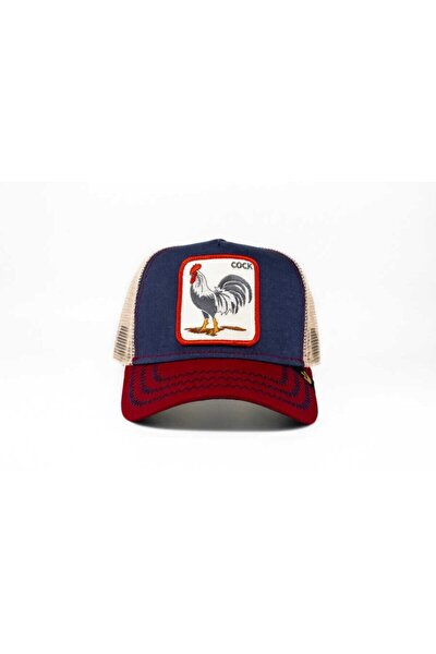 101-2548 All American Rooster Lacivert Standart