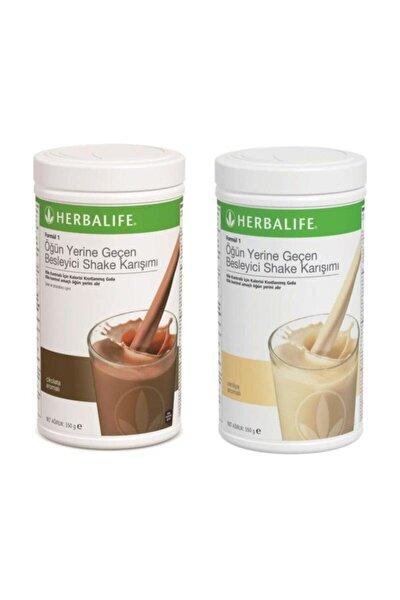 Formül 1 Öğün Yerine Geçen Besleyici Shake Karışımı Çikolata + Vanilya 550 gr