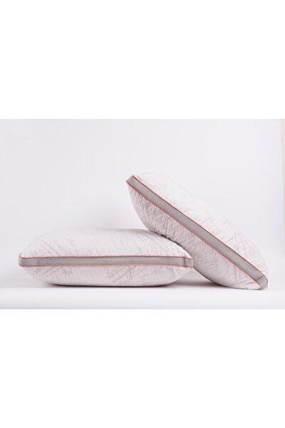 -özel Hava Kanallı-bambu Yastık Set- 2 Adet 50x70 Bambu Yastık-