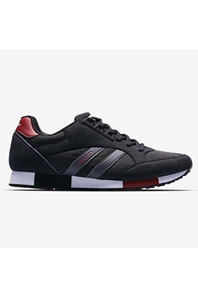 Boston Siyah Erkek Sneaker Spor Ayakkabı