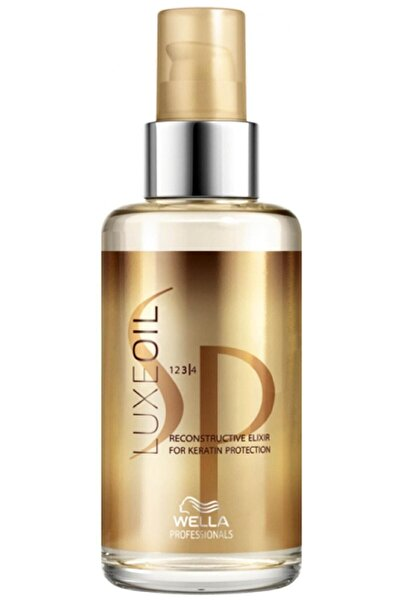 Sp Luxeoil Argan Yağı 100ml