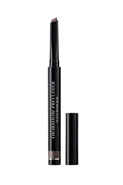 Suya Dayanıklı Kahverengi Eyeliner - Diorshow Pro Liner 3348901324328