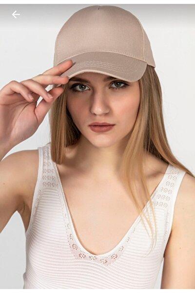 Arkası Cırtlı Ayarlanabilir Erkek-kadın Sade Spor Şapka