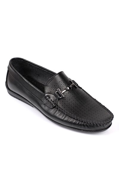 Erkek Hakiki Deri Günlük Ortopedik Ayakkabı