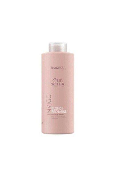 Invigo Blond Recharge Renk Canlandırıcı Şampuan 1000ml