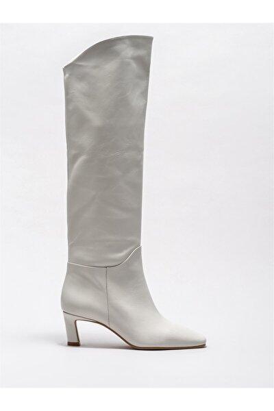 Kadın Bej Çizme