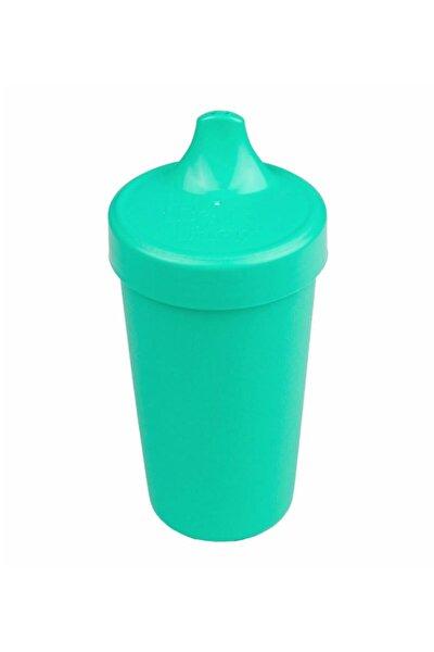 Unisex Yeşil Akıtmaz Alıştırma Bardağı
