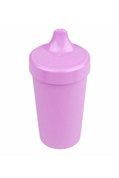 Unisex Bebek Mor Akıtmaz Alıştırma Bardağı