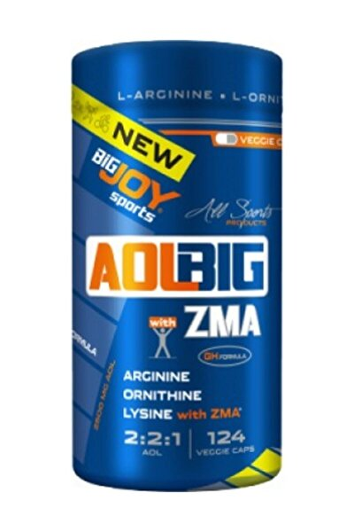Bigjoy Aol Big Zma 124 Kapsül