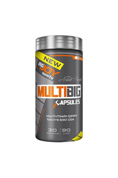 Bigjoy Multibig 90 Kapsül