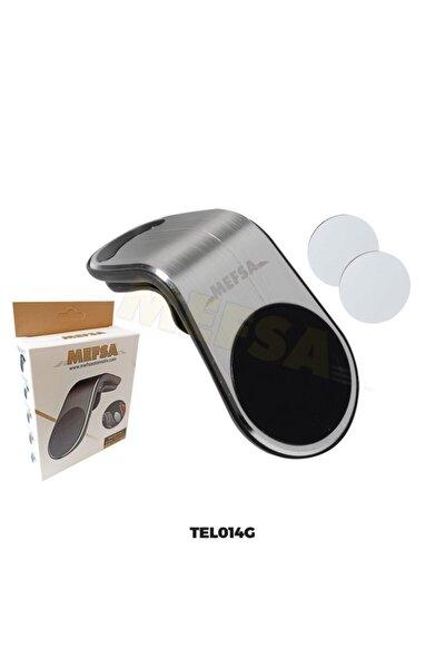 Mıknatıslı Telefon Tutucu (1.sınıf Kaliteli Ürün) Gümüş