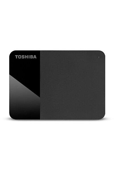 """Canvio Ready 1TB 2.5"""" USB 3.0 Taşınabilir Disk Siyah"""