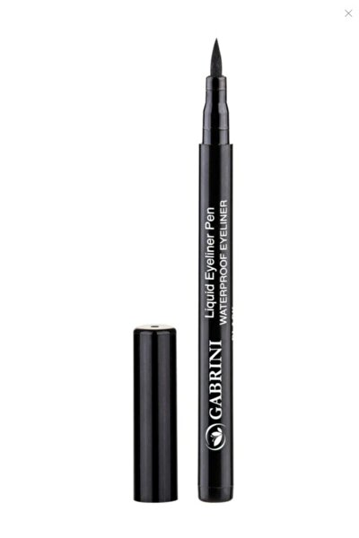 Siyah Likit Liquid Eyeliner
