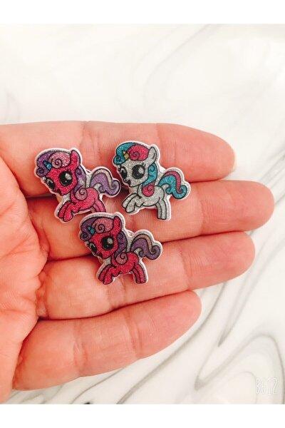 Unicorn Çocuk Yüzüğü, Çocuk Yüzük 3 Adet