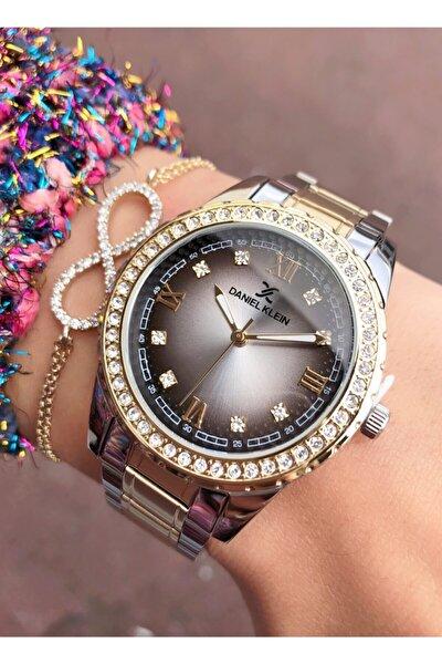 Marka Kadın Kol Saati Bileklik Hediyeli
