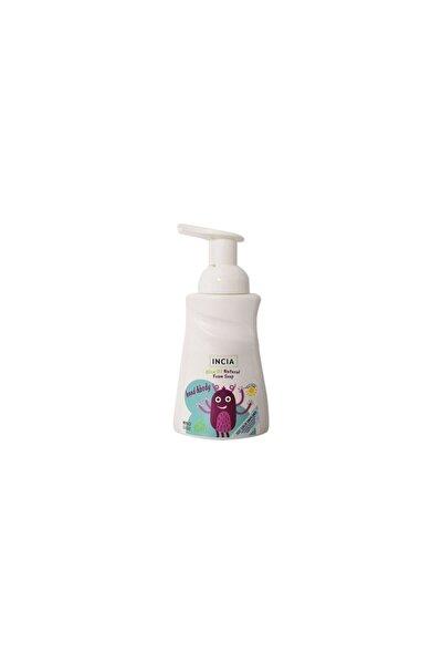 Çocuklar İçin Zeytinyağlı Doğal Köpük Sabun 200 ml