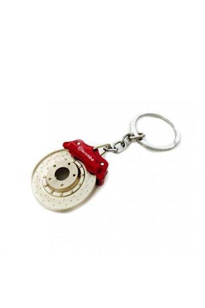 Sportif Anahtarlık Kırmızı