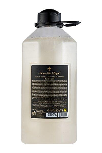 Luxury Vegan Sıvı Sabun Black Pearl 2500 Ml